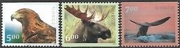 Norway   2000   Sc#1253-5  Fauna Set MNH  2016 Scott Value $6 - Unused Stamps