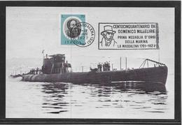 Thème Sous-marins - Italie La Maddalena - Submarines