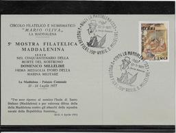 Thème Bateaux - Italie La Maddalena - Submarines