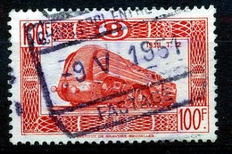 "TR 320 - ""CHARLEROI-ENTREPOT - FACTAGE"" - (ref. 31.396) - Railway"