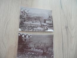 2 Photos Originales 11 X 8 Vers 1896 Fête Provençale Dans Arène D' Arles Mireille - Photographs