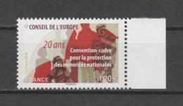 FRANCE / 2018 / Y&T SERVICE N° 173 ** : CONSEIL (Protection Des Minorités Nationales) X 1BdF D - Ungebraucht