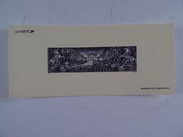 FRANCE - Epreuve Du Timbre CHAMPS ELYSEES - Epreuve Sur Carton TBE - Sheetlets