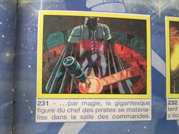 BACPLAST / COMPLETEZ VOTRE ALBUM !!  Image N°231 (récupération) PANINI De 1985 ALBUM COBRA , Très Bon état - Edition Française