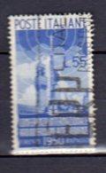 ITALIE     Oblitéré    Y. Et T.   N° 562     Cote: 120,00 Euros - 1946-60: Used