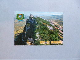 REPUBLIQUE SAN MARINO  -  Saint Marin  -  Deuxième Et Troisième Tour - Saint-Marin