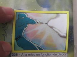 BACPLAST / COMPLETEZ VOTRE ALBUM !!  Image N°238 (récupération) PANINI De 1985 ALBUM COBRA , Très Bon état - Edition Française
