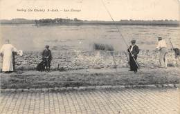 91-SACLAY- ( LE CHRIST ) LES ETANGS - Saclay