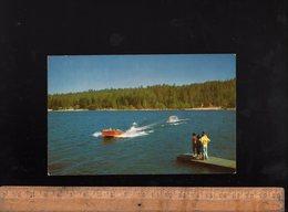 LAKE GREGORY ARROWHEAD BIG BEAR : Water Skiing Sport Ski Nautique Canot Motoscafo - San Bernardino