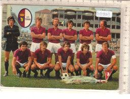 PO8986D# SPORT CALCIO - A.C. TORINO - CASTELLINI MASCETTI ZECCHINI SALA CERESERI BUI RAMPANTI LOMBARDO PULICI... VG 1976 - Fútbol