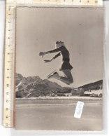 PO8999D# PATTINAGGIO ARTISTICO - PATTINATRICE - PATTINI SU GHIACCIO  VG 1959 - Patinaje Artístico