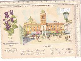 PO9102D# PUBBLICITA' PROFUMI - VERA VIOLETTA DI PARMA 1870 ANTICA CASA BORSARI E C. PARMA  No VG - Advertising