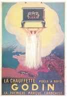 PUBLICITE / LA CHAUFFETTE - LE FAMILISTERE GODIN à GUISE - Reclame