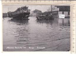 PO9244D# ROVIGO - BASSANELLO - ALLUVIONE NOVEMBRE 1951  VG 1952 - Rovigo