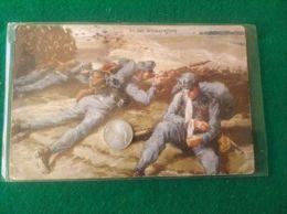 AUSTRIA Prima Guerra  Pubblicità Militare 1915/18 Offizielle Karte Fur Rotes Kreuz Nr. 43 - War 1914-18