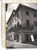 PO9303D# AREZZO - SANSEPOLCRO - ALBERGO FIORENTINO - NEGOZIO TESSUTI MASSI  No VG - Arezzo