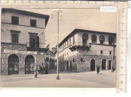 PO9304D# AREZZO - SANSEPOLCRO - PIAZZA TORRE DI BERTA - NEGOZIO MERCERIE ULGHER BRUSCHI BIGI  VG 1974 - Arezzo