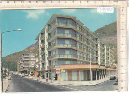 PO9338D# NAPOLI - VIA EPOMEO - STAZIONE SERVIZIO BENZINA FINA  VG 1969 - Napoli (Naples)