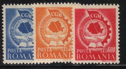 Roumanie 1947 Yvert 975 A/C Neufs** MNH (AB75) - Unused Stamps
