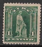 Cuba 1905. Scott #233 (M) Statue Of Columbus - Unused Stamps