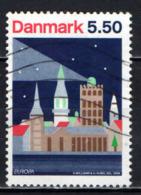 DANIMARCA - 2009 - EUROPA: OSSERVATORIO ASTRONOMICO - USATO - Usado