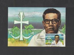 POLYNESIE.  YT  Cartes-maximum    N° 320  1988 - Cartes-maximum