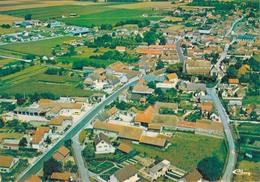 51 - PLEURS / VUE GENERALE AERIENNE - Andere Gemeenten