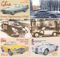 6 Télécartes TCHEQUES Lot3 (bon état) - Tchécoslovaquie