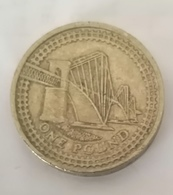 1 Pound 2004 - Pont Sur Le Forth En Ecosse - 1971-… : Monnaies Décimales