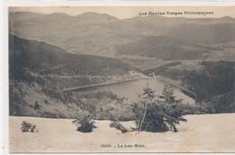 CPA. Les Hautes-Vosges Pittoresques 3069. Le Lac Noir Circulée Timbre Tampon - France