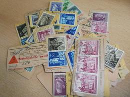 Generalgouvernement, Paketkarten .... - Besetzungen 1938-45