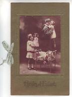Paroles D'Enfant - Soldat Enfants - Edit. J.K. - Envoyée De Meuvy (voir Les Scans) - Guerre 1914-18