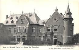 Spa - Nivezé Farm - Route Du Tonnelet (Ed. Val. Engel)  (prix Fixe) - Spa