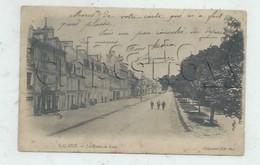 Falaise (14) :Perspective De La Route De Caen En 1903 (animé) PF. - Falaise