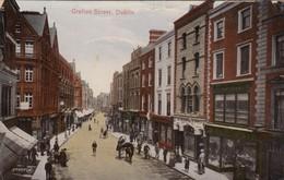 DUBLIN , Ireland , 00-10s ; Grafton Street - Dublin