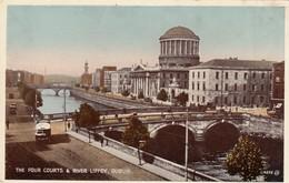 DUBLIN , Ireland , 00-10s ; Four Courts - Dublin