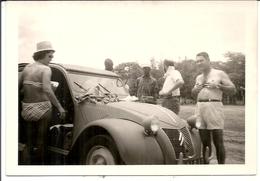 SUPERBE 2 CH CITROEN . SENEGAL .1960 - Automobile