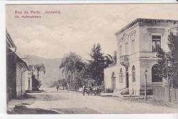 CPA Old Pc Brésil Brasil  Joinville Rua Do Porto - Florianópolis