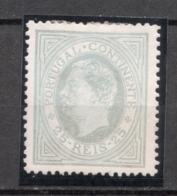 Portugal, 1880/1, # 53 Dent. 12 3/4, MNG - 1862-1884 : D.Luiz I