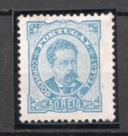 Portugal, 1882/3, # 58 Dent. 11 3/4, MH - 1862-1884 : D.Luiz I