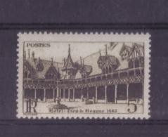 N° 499a NEUF** - France