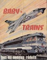 Catalogue BABY - TRAINS HO N Modèles Réduits Brochure 1968 - Livres Et Magazines