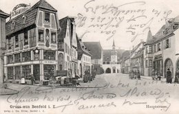 BENFELD-67-HAUPSTRASSE - Benfeld