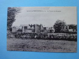 Calvaire De Pontchateau Temple De Jérusalem - Pontchâteau