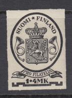 Finland 1931 - Michel 169 MH *, Ref 10 - Finnland
