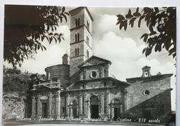 BOLSENA- FACCIATA DELLA CHIESA COLLEGIATA DI S CRISTINA - NV FG - Viterbo