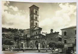 BOLSENA- LA CATTEDRALE DI S.CRISTINA - NV FG - Viterbo