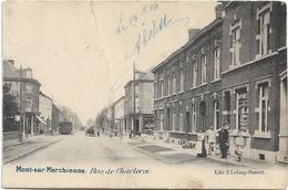 Mont-sur-Marchienne   *  Rue De Charleroi  (Tram) - Charleroi
