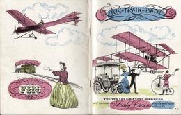 Catalogue BABY TRAINS 1963 Train Avion SNCF France - Livres Et Magazines