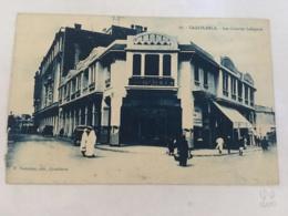 CPA MAROC - CASABLANCA -  80 - Les Galeries Lafayette - Casablanca